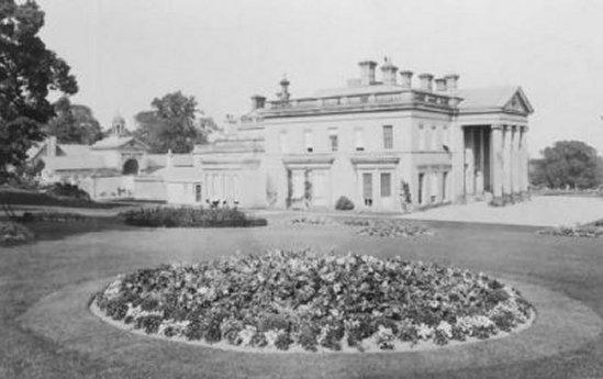 Brogyntyn Hall